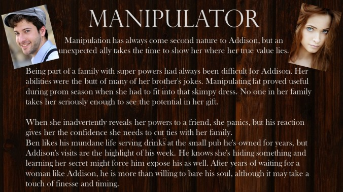 Manipulator Blurb